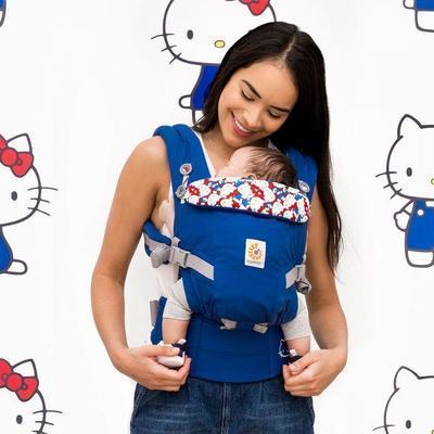 Nosítko ERGOBABY Adapt Hello Kitty 2021, classic - 3