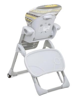 Jídelní židlička JOIE Mimzy 2019 - 3