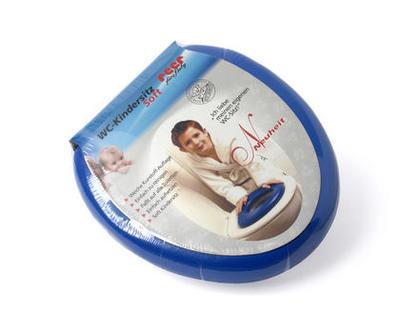WC sedátko REER Soft 2021, modrá - 3