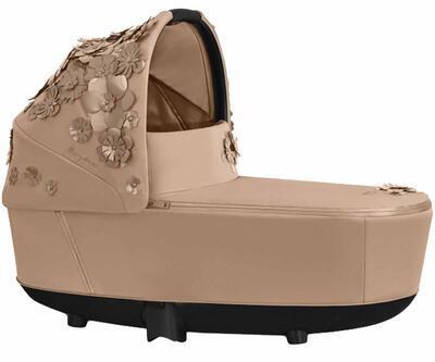Kočárek CYBEX Priam Lux Seat FashionSimply Flowers Collection 2021 včetně korby - 3
