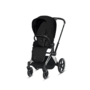 Kočárek CYBEX Set Priam Chrome Black Seat Pack PLUS 2021 včetně Cloud Z i-Size PLUS, stardust black - 3/7