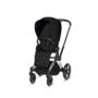 Kočárek CYBEX Set Priam Matt Black Seat Pack PLUS 2021  včetně Aton 5 - 3/7