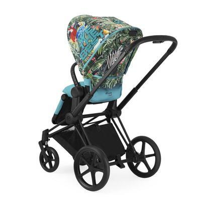 CYBEX by DJ Khaled Priam SeatPack We the Best Blue 2021 - 3