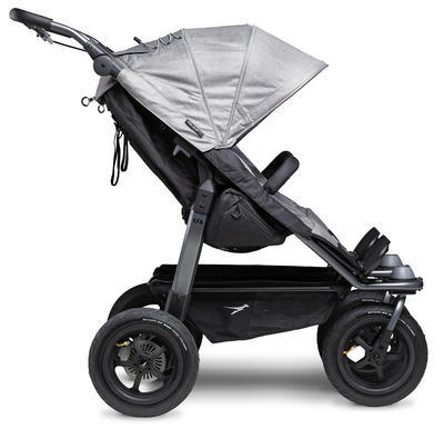 Kočárek TFK Duo Stroller Air Wheel 2021 včetně Duo Combi - 3