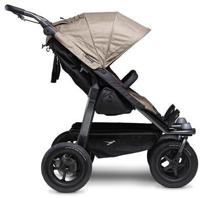 Kočárek TFK Duo Stroller Air Wheel 2021 včetně Duo Combi a 2 autosedaček - 3