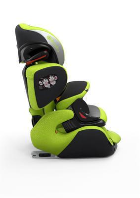 Autosedačka KIDDY Guardianfix 3 2019, lizard green - 3
