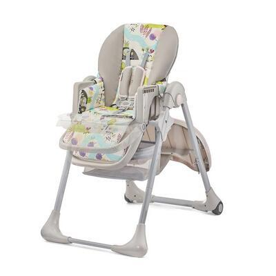 Jídelní židlička KINDERKRAFT Tastee 2021 - 3