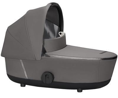Kočárek CYBEX Mios Chrome Black Seat Pack 2019 včetně korby - 3