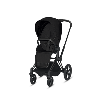 Kočárek CYBEX Set Priam Matt Black Seat Pack PLUS 2021 včetně Cloud Z i-Size PLUS - 3