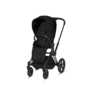 Kočárek CYBEX Set Priam Matt Black Seat Pack PLUS 2021 včetně Cloud Z i-Size PLUS - 3/7