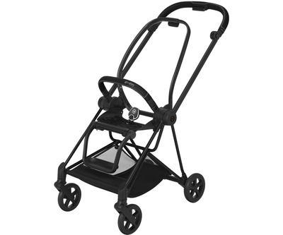 Kočárek CYBEX Mios Matt Black Seat Pack 2021 - 3