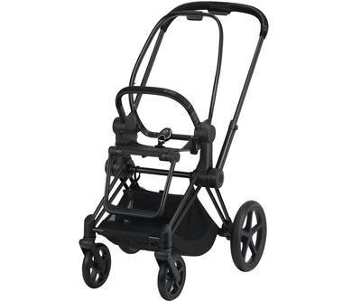 Kočárek CYBEX Priam Matt Black Seat Pack PLUS 2021 - 3