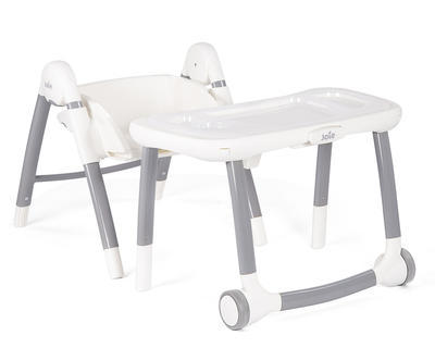 Jídelní židlička JOIE Multiply 6v1 2021 - 3