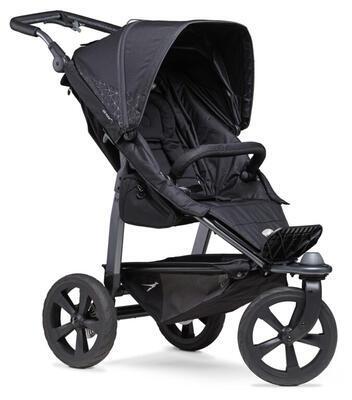 Sportovní sedačka TFK Stroller Seat Unit Mono 2021, black - 3