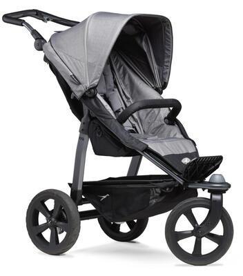 Sportovní sedačka TFK Stroller Seat Unit Mono 2021, grey - 3