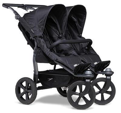 Sportovní sedačka TFK Stroller Seats Duo 2021, black - 3