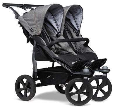 Sportovní sedačka TFK Stroller Seats Duo 2021, premium grey - 3
