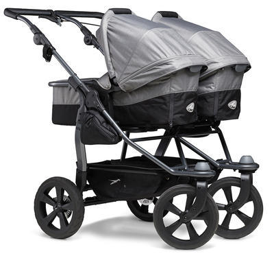 Kočárek TFK Duo stroller Air Chamber Wheel 2021 - 3