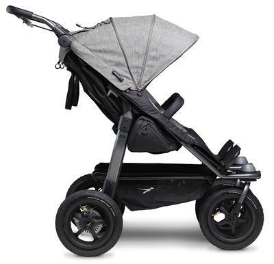 Kočárek TFK Duo Stroller Air Wheel Premium 2021 včetně Duo Combi Premium a 2 autosedaček - 3