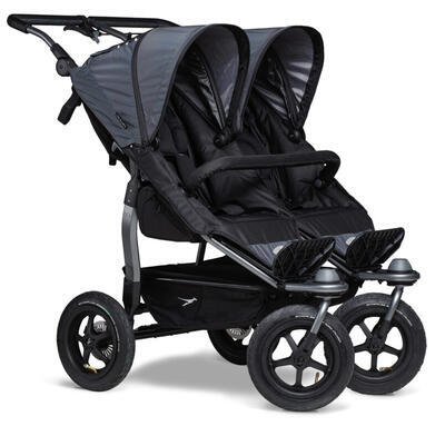 Sportovní sedačka TFK Stroller Seats Duo 2021, glow in the dark - 3