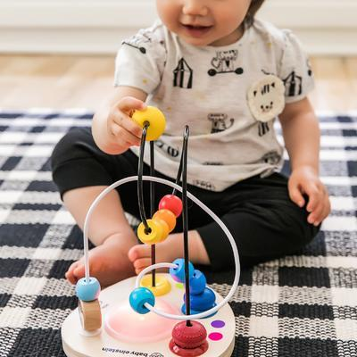 Dřevěná hračka BABY EINSTEIN Labyrint Color Mixer HAPE 12m+ 2020 - 3