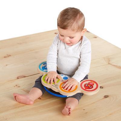 Dřevěná hudební hračka BABY EINSTEIN Bubny Magic Touch HAPE 6m+ 2020 - 3