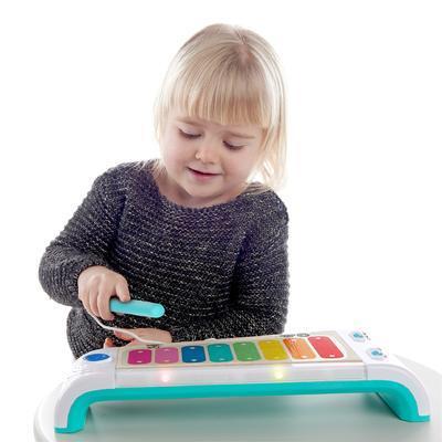 Dřevěná hudební hračka BABY EINSTEIN Xylofon Magic Touch HAPE 12m+ 2020 - 3