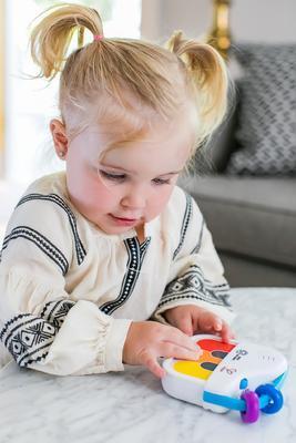 Dřevěná hudební hračka BABY EINSTEIN Mini piano Magic Touch HAPE 3m+ 2020 - 3
