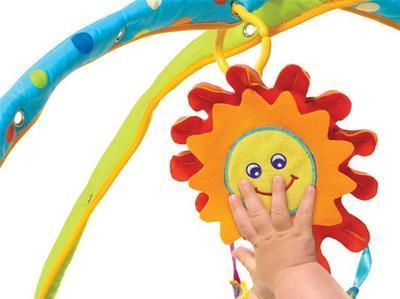 Hrací deka s hrazdou TINY LOVE Slunečný den 2014 - 3