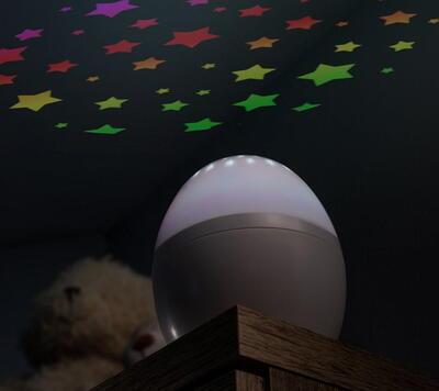 Hvězdný projektor REER Starlino 2021 - 3