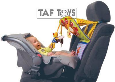 Hračka na autosedačku TAF TOYS 2017 - 3
