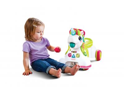 Odrážedlo INFANTINO 3v1 Jednorožec Unicorn 2020 - 3