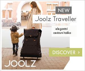 Cestovní taška JOOLZ Uni2 Traveller na kočárky JOOLZ Day/Geo/Hub 2019 - 3