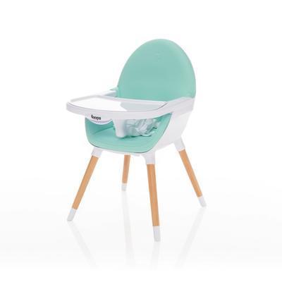 Jídelní židlička ZOPA Dolce 2021, ice green - 3