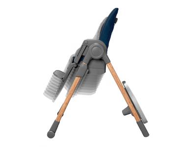 Rostoucí jídelní židlička MAXI-COSI Minla 6v1 Essential 2021, blue - 3