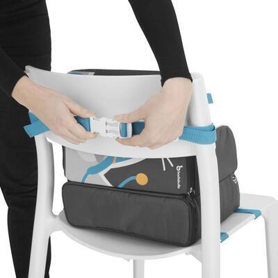 Přenosná jídelní židlička BADABULLE Yummy Travel 2021 - 3