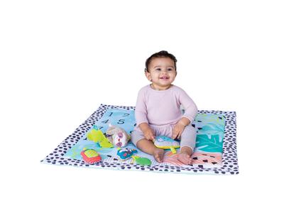 Hrací deka s hrazdou INFANTINO 4v1 Twist & Fold 2020 - 3