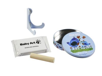 Rámeček s víkem a stojánkem BABY ART Magic Box 2021, Carolyn Gavin Birds - 3