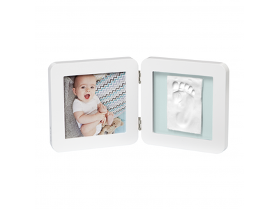 Rámeček BABY ART My Baby Touch Simple 2021, white - 3