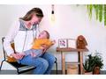 Dřevěný rámeček BABY ART Square Frame Wooden 2021 - 3/4