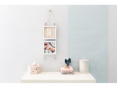 Závěsný rámeček BABY ART Hanging Frame Double 2021 - 3