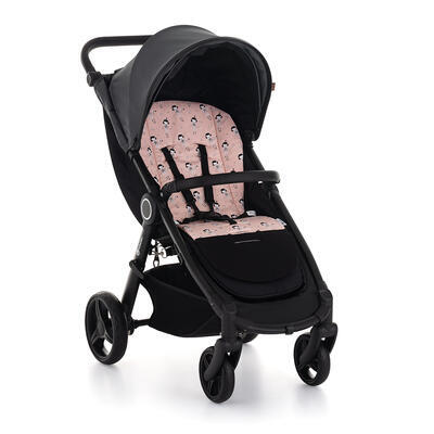 Vložka do kočárku PETITE&MARS Foamy 2021, pink queen - 3