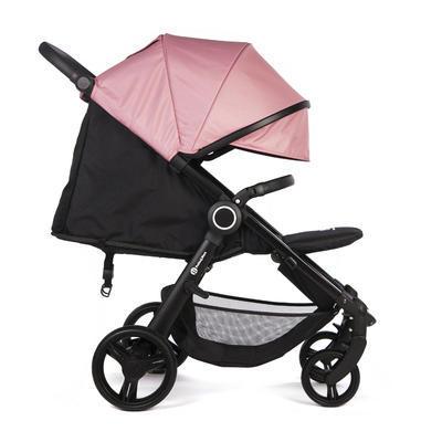 Kočárek PETITE&MARS Street+ Air Oak Basic Line 2021, rose pink - 3