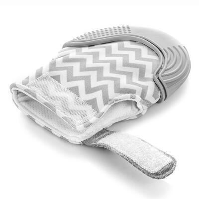 Kousátko masážní rukavice REER 2021 - 3