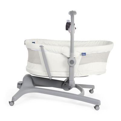 Postýlka/lehátko/židlička CHICCO Baby Hug 4v1 White snow 2020 - 3