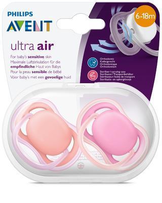 Šidítko AVENT Ultra air 6-18 m. (2 ks) 2020 - 3