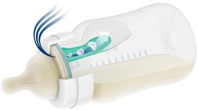 Láhev AVENT Anti-colic 125 ml s ventilem AirFree 2020 - 3