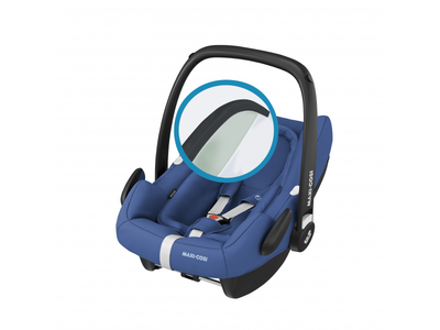 Autosedačka MAXI-COSI Rock 2021, essential blue - 3