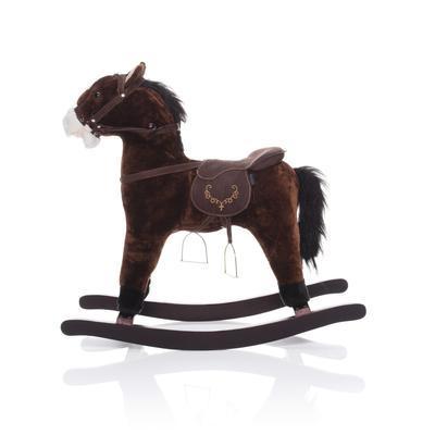 ZOPA Houpací kůň tmavě hnědý Twinkie 2021 - 3