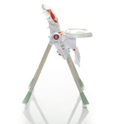 Jídelní židlička ZOPA Monti 2021, forest fox - 3